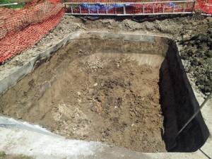 Excavation & dirt